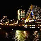 «Leonard P. Zakim Bunker Hill Memorial Bridge» de Laura Puglia