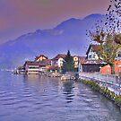 Vierwaldstättersee Switzerland by Daidalos