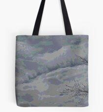 willd sky Tote Bag