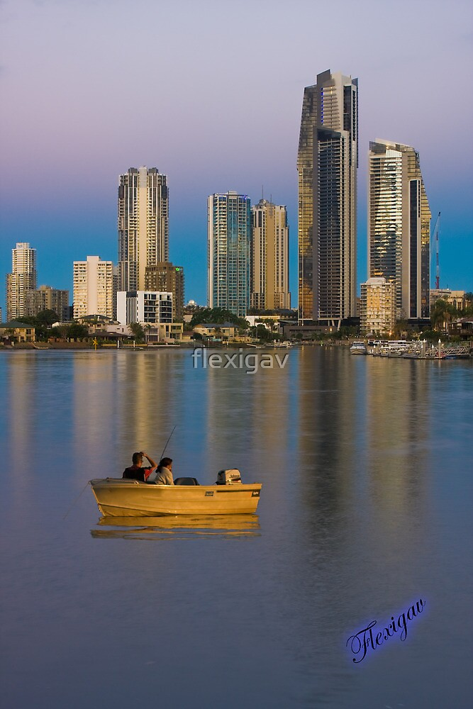 Gold Coast city lifestyle by flexigav