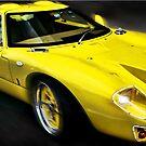 Fast Car by Kym Howard
