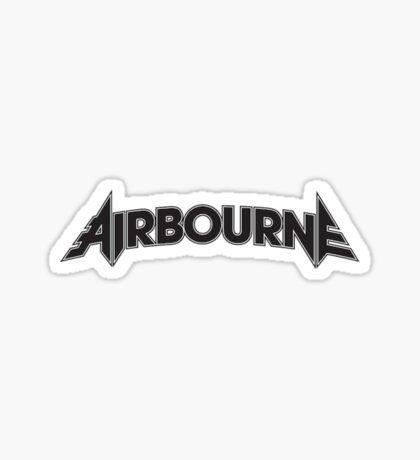 Airbourne Sticker