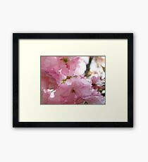 Ma Cherry Amour Framed Print