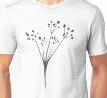 Winter Flower Unisex T-Shirt