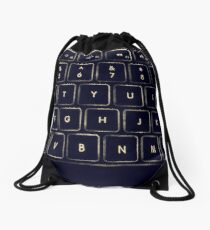 MacBook Keyboard Drawstring Bag