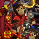 Circus Toys by Robin Black
