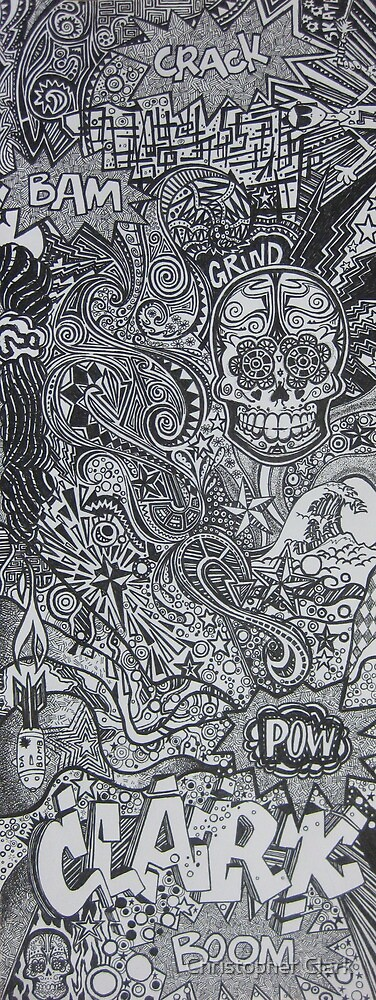 Doodle for Declan by Christopher Clark