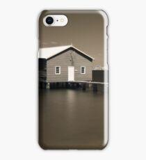 Crawley Boatshed iPhone Case/Skin