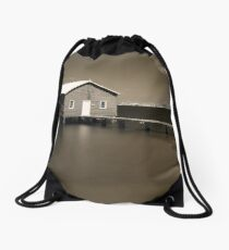 Crawley Boatshed Drawstring Bag