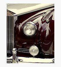 Rolls Photographic Print