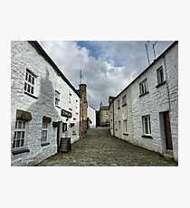 Stone Close Tearooms. Photographic Print