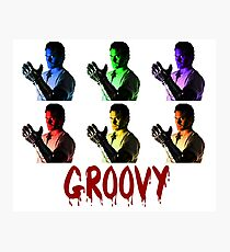 Army of Darkness - Groovy Photographic Print