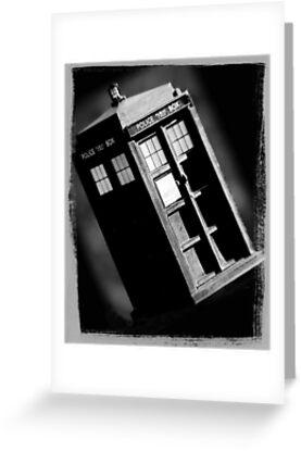 TARDIS by FlashGordon666