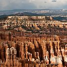 Bryce Canyon Storm by Gregory J Summers
