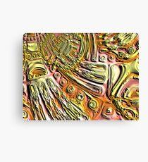 El Dorado - Generated Terrain Canvas Print