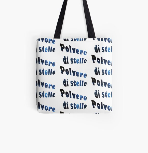 Stardust - Polvere di stelle All Over Print Tote Bag