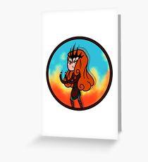 Sauron cute Greeting Card