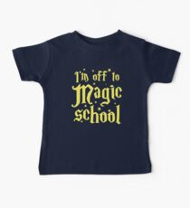I'm off the MAGIC SCHOOL Baby Tee