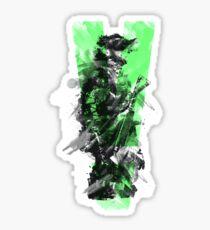 MGS5 (Green) Sticker