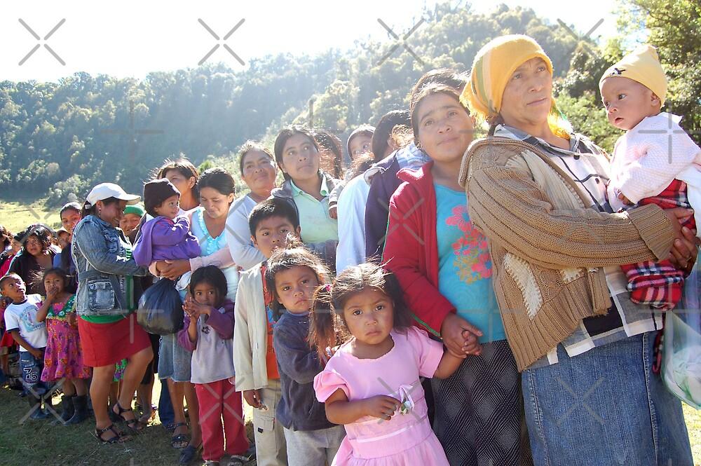 Hondurans by Brittany Kinney