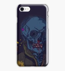Bloody Nose McGee iPhone Case/Skin