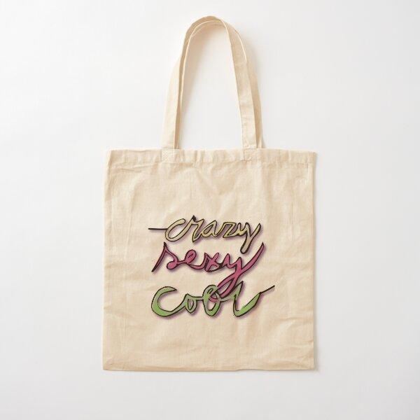 3w ords Cotton Tote Bag