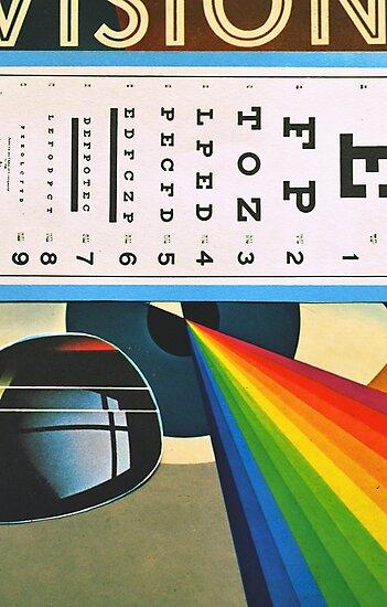 The Horizontal Eye Test. by Andrew Nawroski
