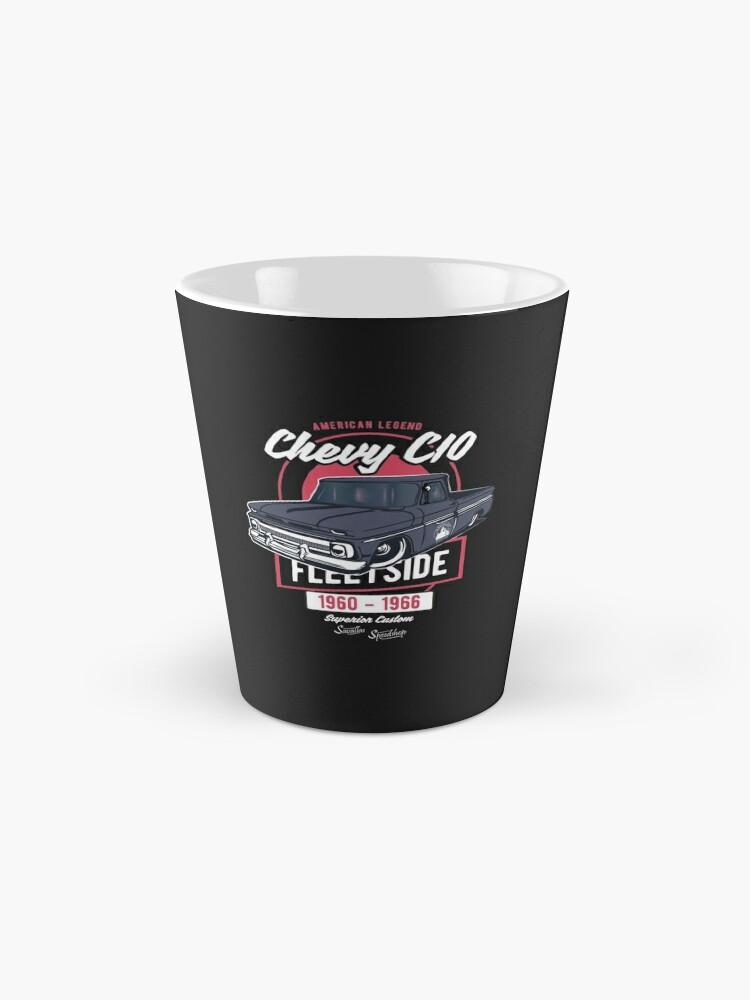 Alternative Ansicht von Chevy C10 - American Legend Tasse