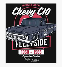 Chevy C10 - American Legend Fotodruck