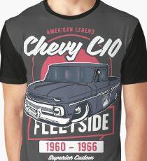 Chevy C10 - American Legend Grafik T-Shirt