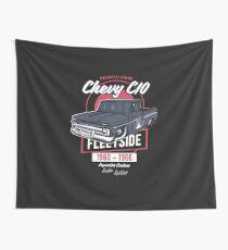 Chevy C10 - American Legend Wandbehang