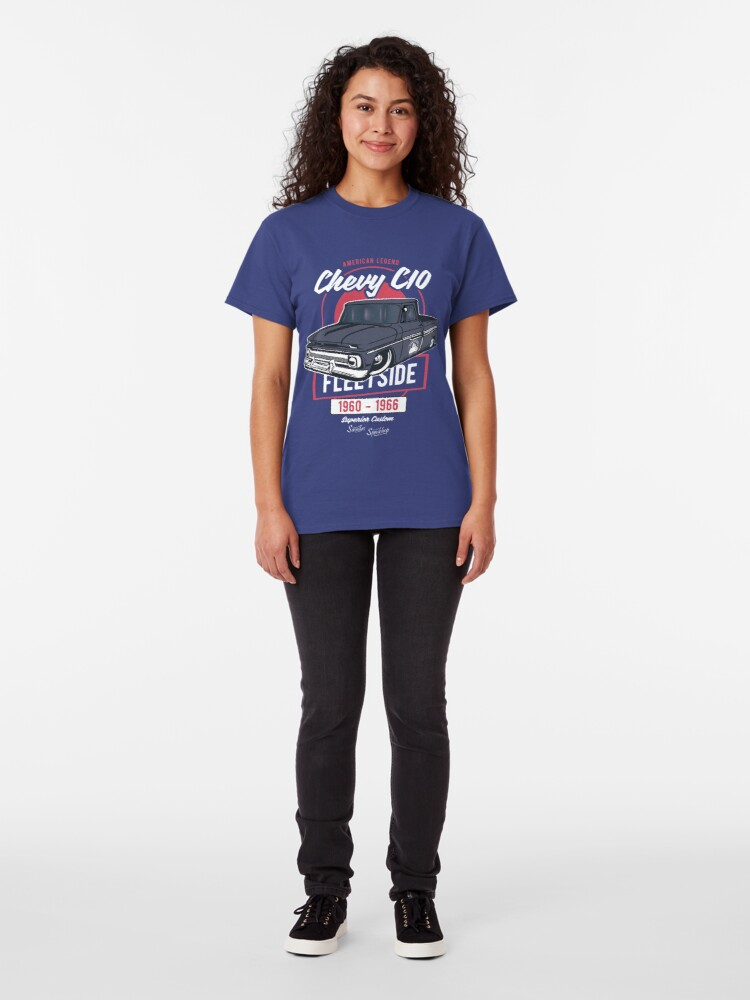 Alternative Ansicht von Chevy C10 - American Legend Classic T-Shirt