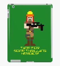 Firefly 8 Bit Thrilling Heroics iPad Case/Skin