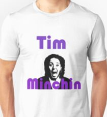 Tim Minchin Face T-Shirt