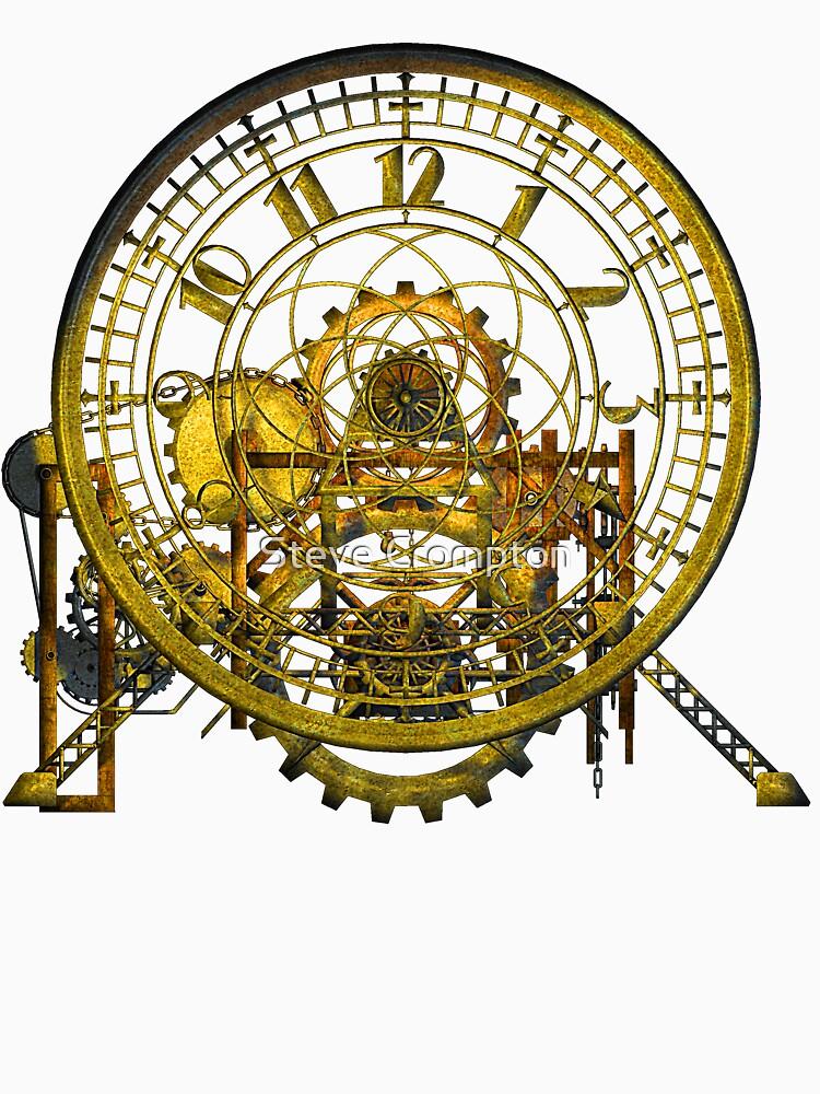 Vintage Time Machine #1C by SC001