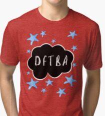 DFTBA: The Fault In Our Stars Tri-blend T-Shirt