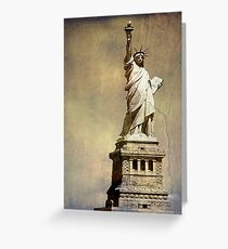 Statue of Liberty ©  Greeting Card