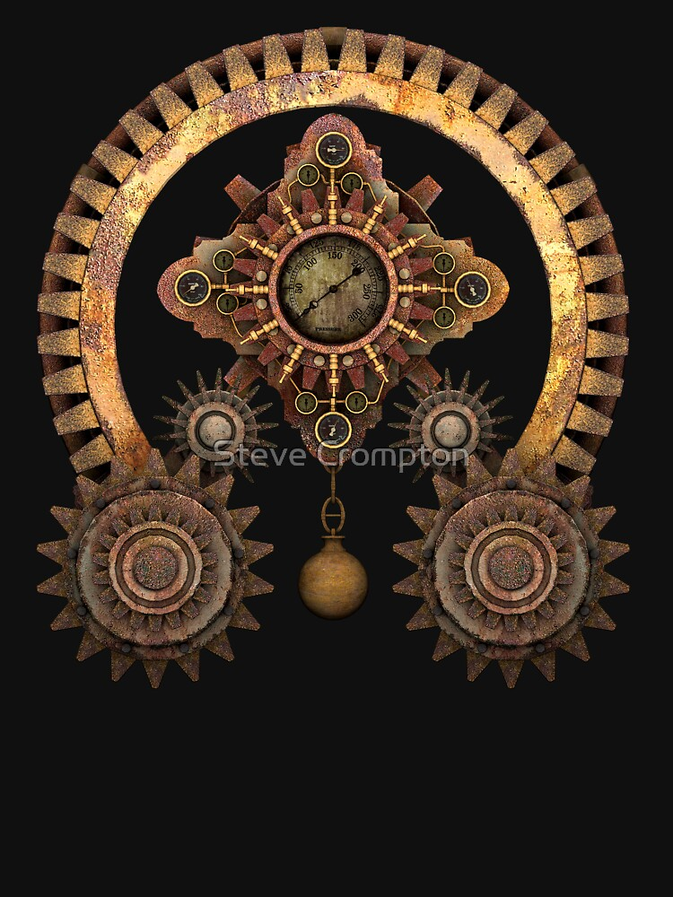 Vintage Steampunk Machine Thing by SC001