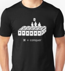 Cmd + conquer T-Shirt