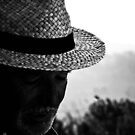 Straw Hats and Evening light.. by Berns