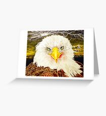 Raw Nature Greeting Card