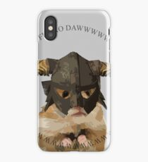 Fus Roh Dawwwwwwww iPhone Case/Skin