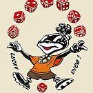 Lucky Dice! by Chris Baker