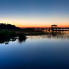 Predawn Tranquility by J Jennelle
