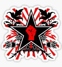 Revolution theme Sticker