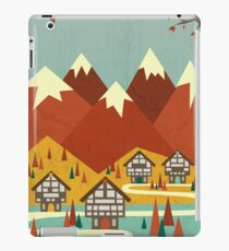 Switzerland iPad Case/Skin