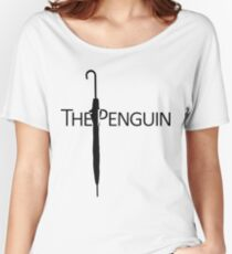 The Penguin Women's Relaxed Fit T-Shirt