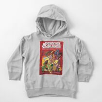 Dungeons And Dragons Toddler Pullover Hoodie