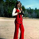A Blast from the Past................What year...? *Trish Meyer guessed right  1971* by Larry Llewellyn