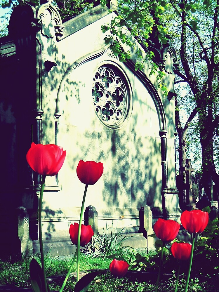 Mausoleum by Josephine Pugh